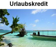 Urlaubskredit als Kredit von Privat ohne Schufa Eintrag