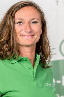 Manuela, Backoffice Administration im Lastenfahrrad-Zentrum Frankfurt