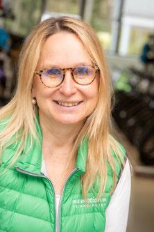 Kerstin Geiger, Verkauf & Backoffice