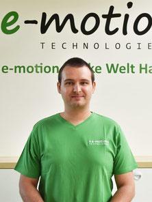 Marcel Köhler, Lastenrad Beratung in Hanau