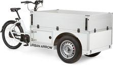 Urban Arrow Lastenrad Tender