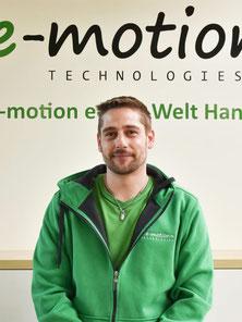 Christopher Bach, Lastenrad Beratung in Hanau