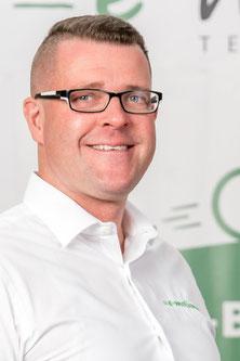 Kai, Mitglied der Geschäftsführung Lastenfahrrad-Zentrum Frankfurt
