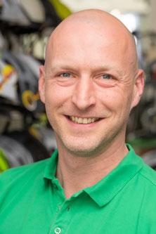 Christian Hermann, e-Bike Experte, Beratung und Verkauf