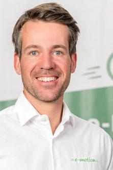 Thorsten Lasten e-Bike Berater aus dem Lastenfahrrad-Zentrum Frankfurt