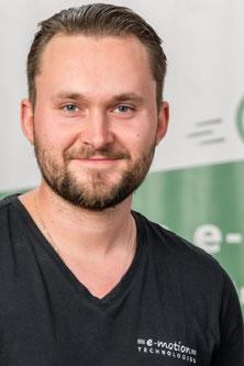 Lorenzo, Zweiradmechaniker Lastenfahrrad-Zentrum Frankfurt
