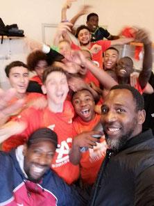 U17 & U18 CS Mainvilliers Football