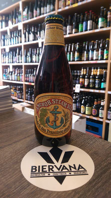 Steam Beer von Anchor Brewing aus San Francisco
