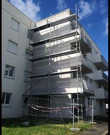 Ravalement de façades en charente - Angoulême