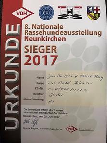 Sieger Neunkirchen 2017