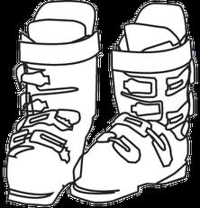 Skischuhe Bootfitting