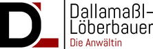 Logo DL Dallamaßl Löberbauer - Die Anwältin