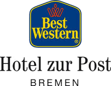 BW Best Western Hotel zur Post Bremen Logo