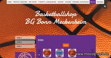 Übersichtliches Shopsystem leicht zu pflegen für Sportvereine