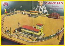 1937 Märklin Katalog DE