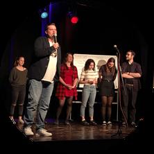 Poetry Slam Veranstalter