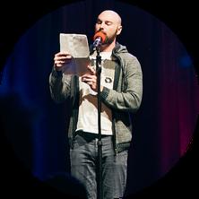 Marvin Suckut Poetry Slam
