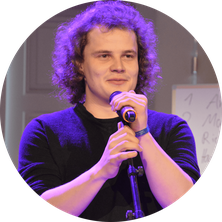 Richard König Poetry Slam