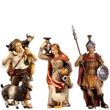 Statue per presepe - Figure profane