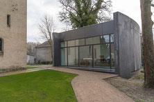 Glashaus - neues Gemeindehaus in Zühlsdorf