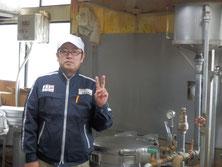 寺本豆腐店店主