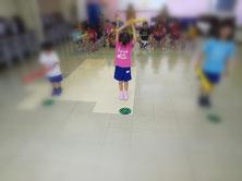 どれみ音楽教室 どれみらぼ 幼稚園リトミック すいかわり