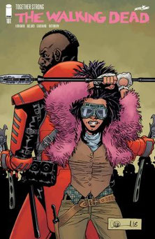 The Walking Dead Comic #181 Español de España