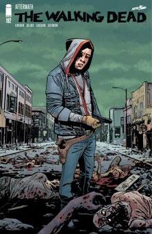 The Walking Dead Comic #192 Español de España