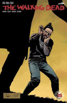 The Walking Dead Comic #173 Español de España
