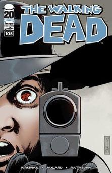 The Walking Dead Comic #105 Español de España