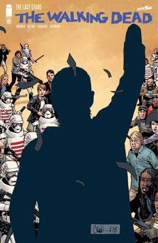 The Walking Dead Comic #191 Español de España