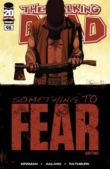 The Walking Dead Comic #98 Español de España