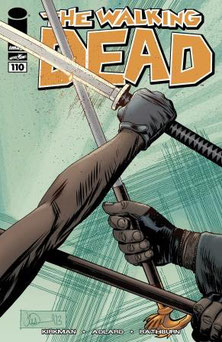 The Walking Dead Comic #110 Español de España