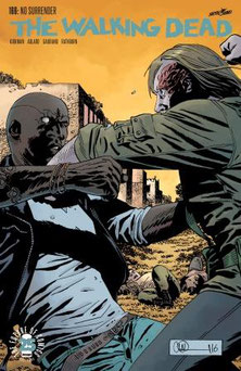 The Walking Dead Comic #166 en color Español de España