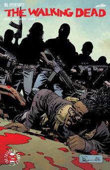 The Walking Dead Comic #165 Español de España