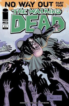 The Walking Dead Comic #83 Español de España