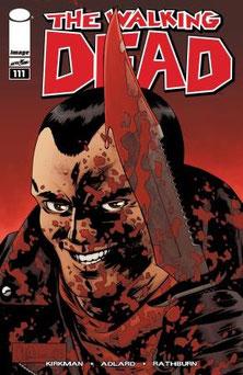 The Walking Dead Comic #111 Español de España