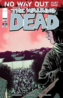 The Walking Dead Comic #80 Español de España