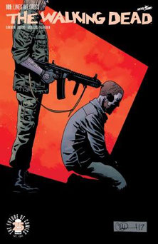 The Walking Dead Comic #169 en color Español de España