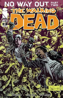 The Walking Dead Comic #81 Español de España