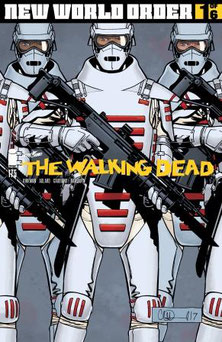 The Walking Dead Comic #175 Español de España