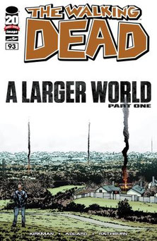 The Walking Dead Comic #93 Español de España