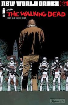 The Walking Dead Comic #180 Español de España