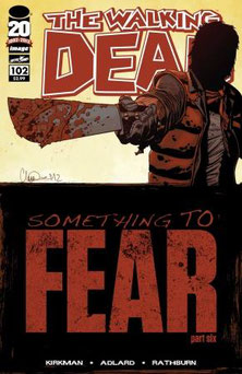 The Walking Dead Comic #102 Español de España