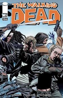 The Walking Dead Comic #106 Español de España