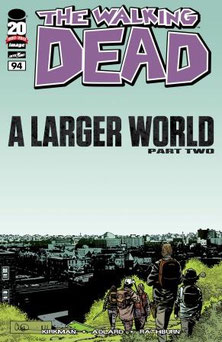The Walking Dead Comic #94 Español de España
