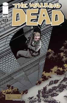 The Walking Dead Comic #113 Español de España