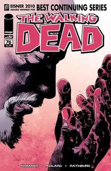 The Walking Dead Comic #76 Español de España