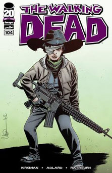 The Walking Dead Comic #104 Español de España