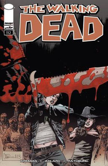 The Walking Dead Comic #112 Español de España
